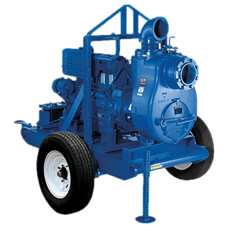 10 Series (Engine Driven)  Self-Priming Centrifugal Pumps