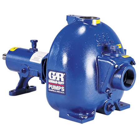 80 Series  Self-Priming Centrifugal Pumps