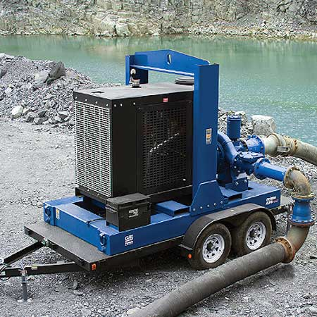 Mining (Above-Ground) Pumps