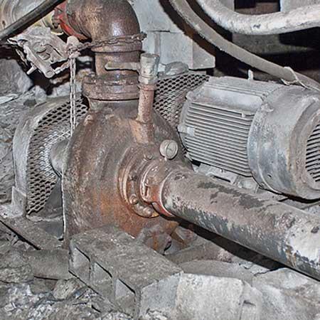 Abrasive Liquids Pumps