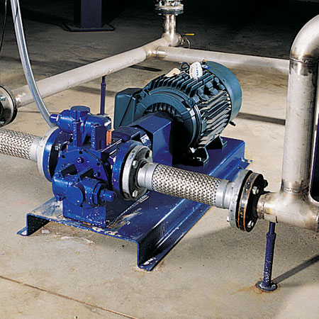 High Viscosity Pumps