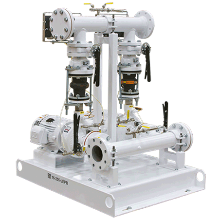 Base Mounted Pressure Booster Stations Packaged Pumping Systems