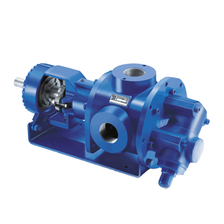 GHS Series (G Series) Rotary Gear Positive Displacement Pumps