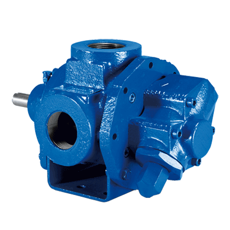 GMS Series (G Series) Rotary Gear Positive Displacement Pumps