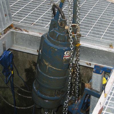 Pompes submersibles (50 Hz)