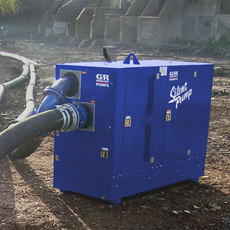 Pumps for Construction