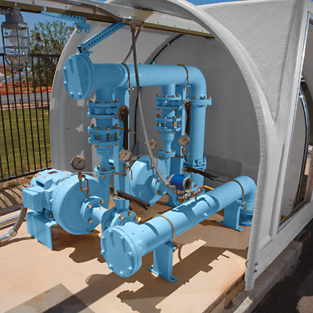 Municipal Water Pumps