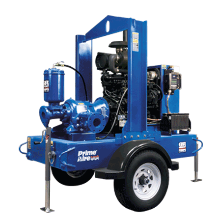 PA Series (Prime Aire) Priming Assisted Dry Prime Pumps