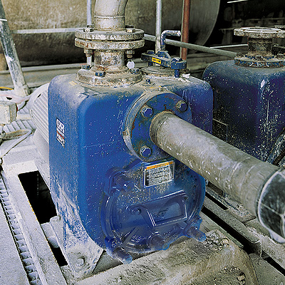 Solids - Dirty Fluid Pumps