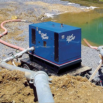 Pumps for Construction