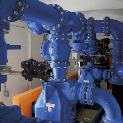 Industrial Pump Packages