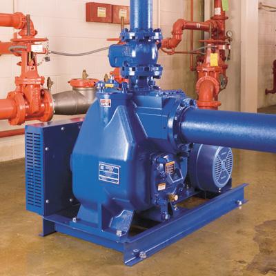 industrial pump gorman rupp