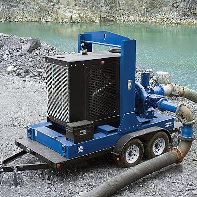 Mining (Above-Ground) Pumps
