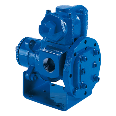 GHC Series (G Series) Rotary Gear Positive Displacement Pumps
