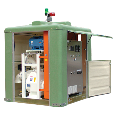Sewage Lift Station - Reliasource 6x6T