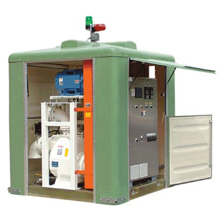 Sewage Lift Station - Reliasource 6x6T