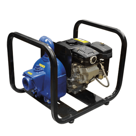 Shield-A-Spark  Self-Priming Centrifugal Pumps