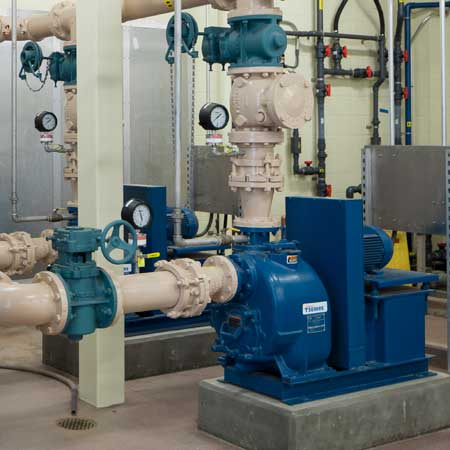 industrial pump gorman rupp