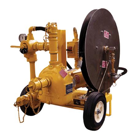 Tankleenor (Unit 608)  Self-Priming Centrifugal Pumps