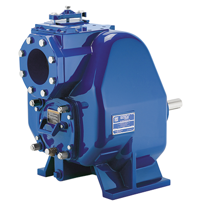 Ultra V Series and UltraMate Self-Priming Centrifugal Pumps by Gorman-Rupp